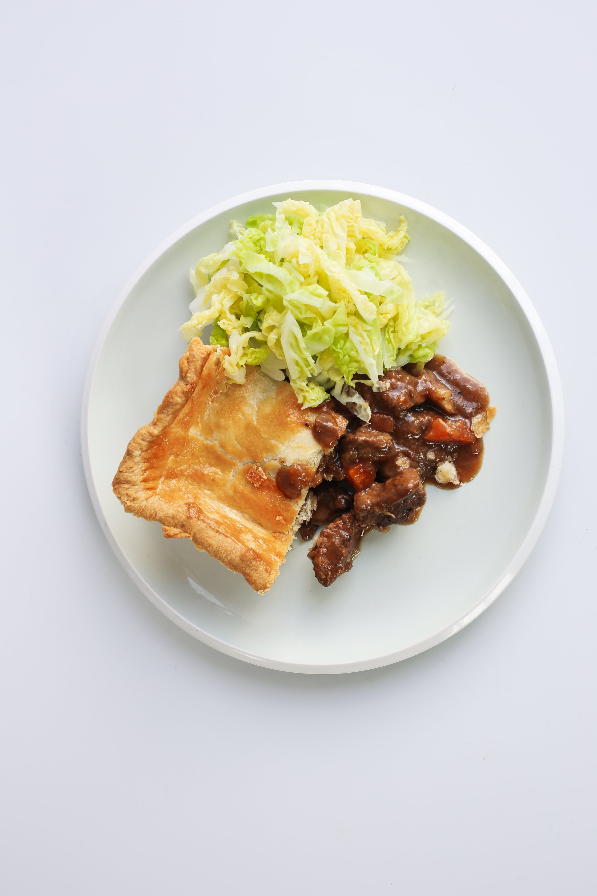 Steak and ale pie | Kidney Care UK