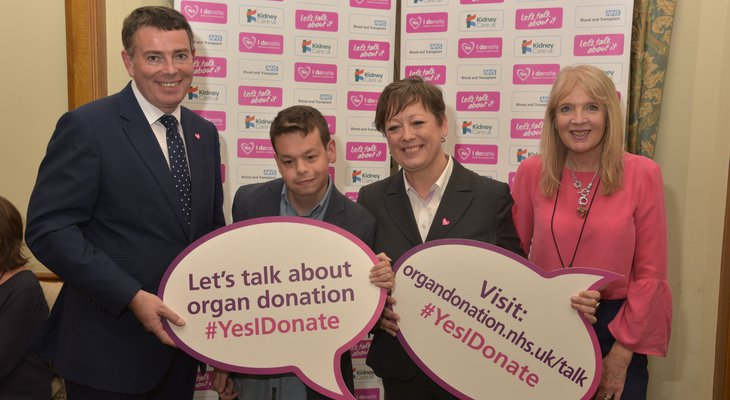 Organ Donation Week