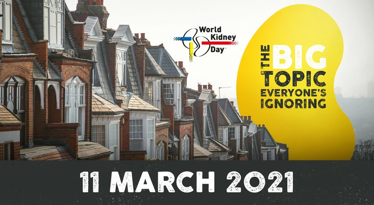 World Kidney Day 2021