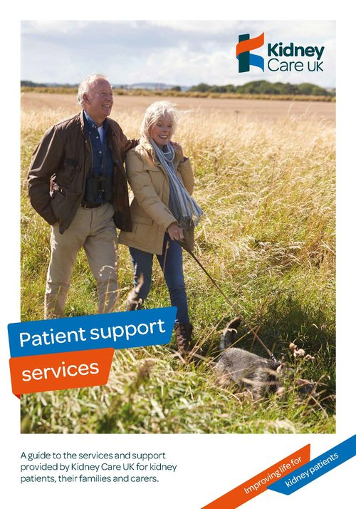 Our Patient Support Services cover