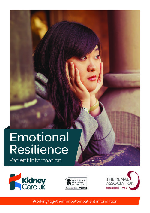 Emotional Resilience Front Cover