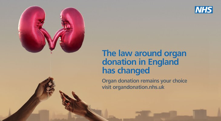 Organ Donation Week 2020 - Kidneys