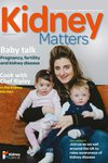 Kidney Matters - April 2018 cover