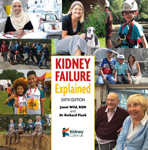Kidney Failure Explained 6th Edition Cover