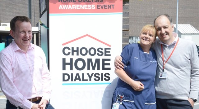 Home dialysis roadshow 2